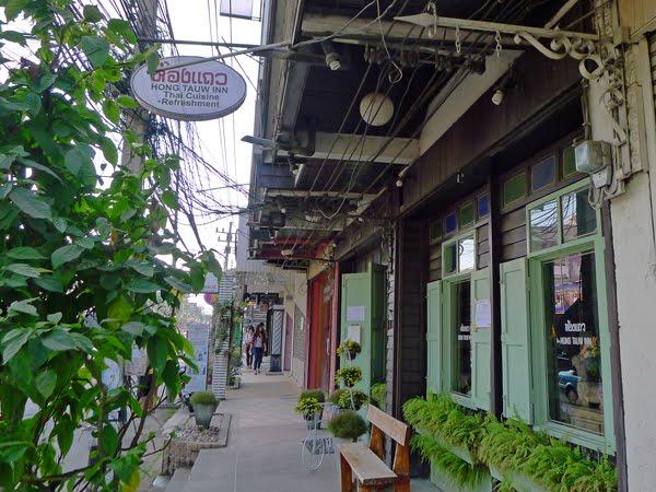 HONG TAUW INN カフェというか本格的レストラン