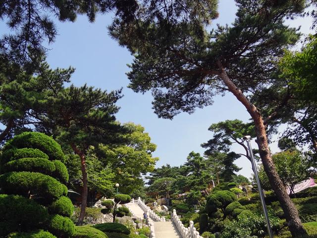 興輪寺(フンリュンサ)