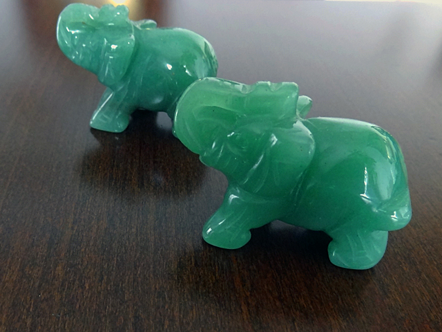 ※東南アジアの旅は「象」を収集中!