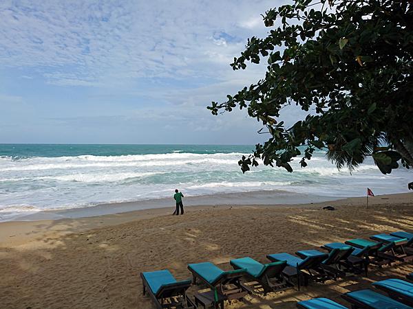 ※手入れが行き届くビーチは魅力。