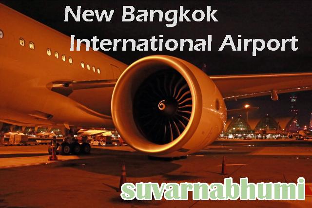 New Bangkok International Airport