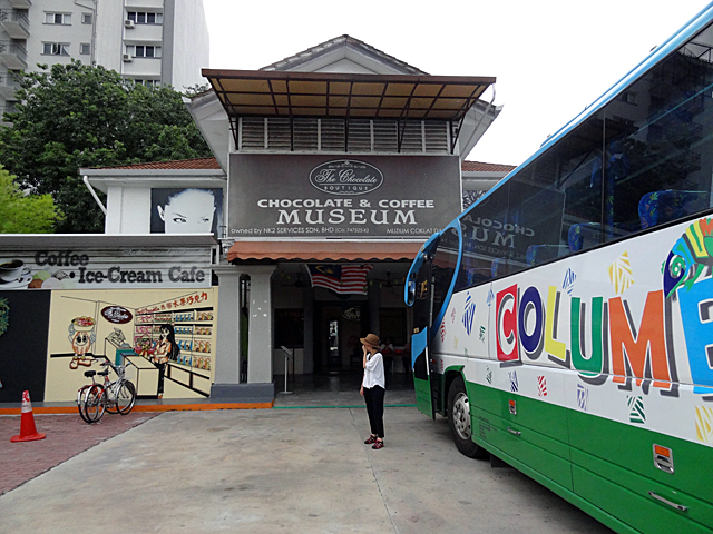 (The Chocolate Boutique)Chocolate&cCoffee Museum