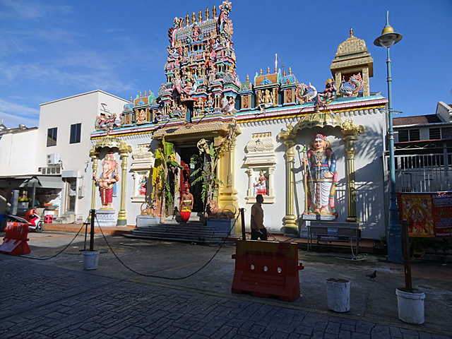 Maha Mariamman Temple