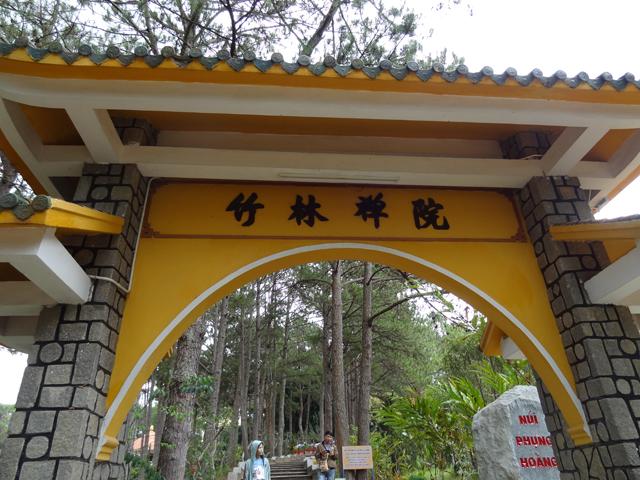 Truc Lam Monastery
