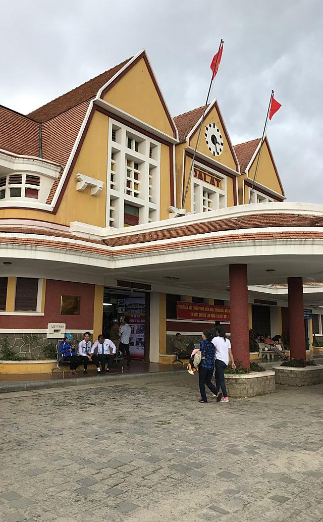 Da Lat Railway Station