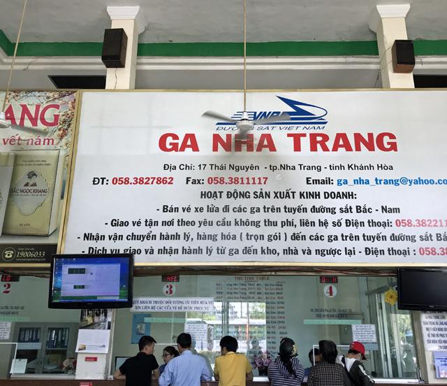 Nha Trang Station