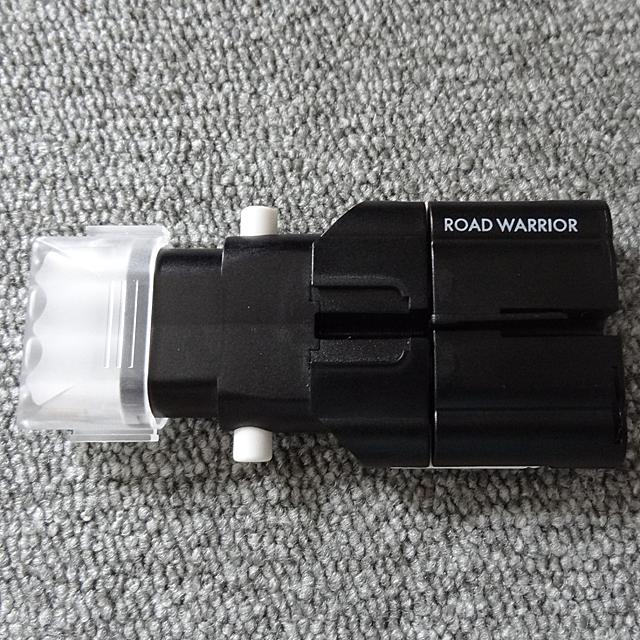 ROAD WARRIOR(ロードウォーリア) マルチ電源変換プラグ