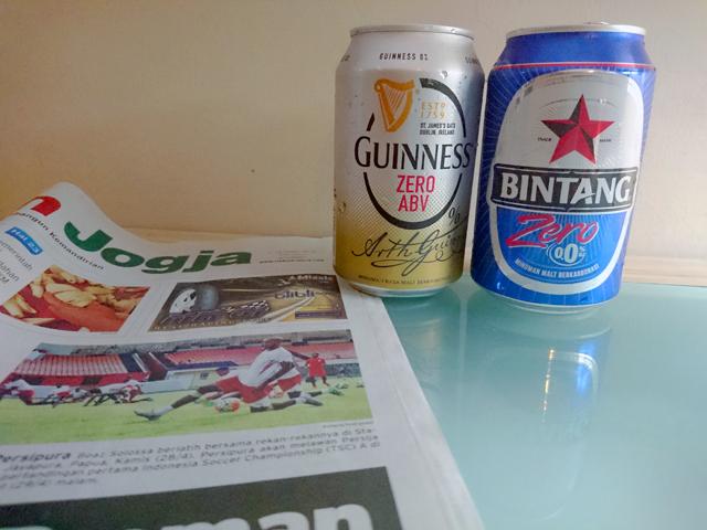 コンビニでは、ほぼノンアルコールビール