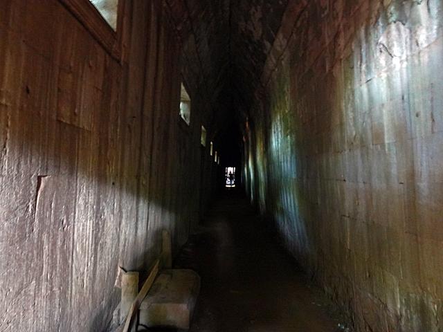 部屋というより通路に見える、第二回廊の不思議な部屋