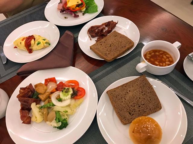 Borei Angkor Resort & Spaの食事は評判が良いらしい。