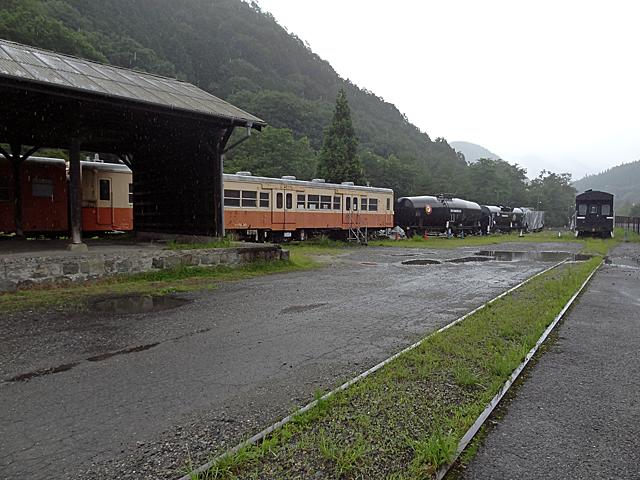 足尾駅に戻ります。