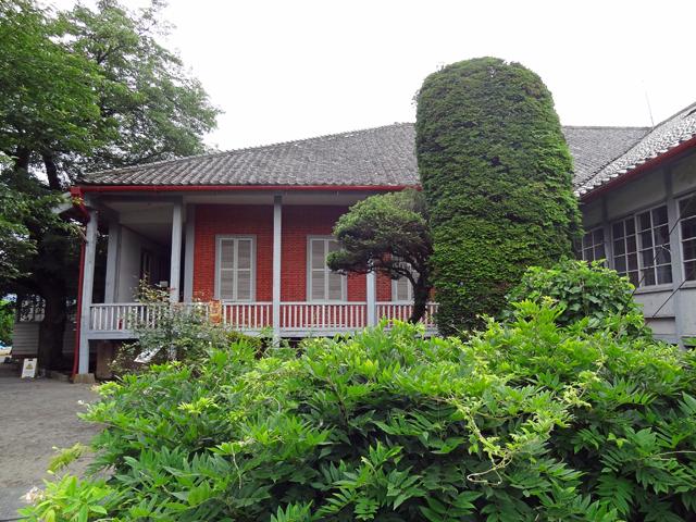 ブリュナの住宅