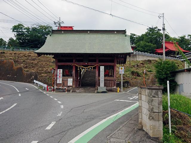 上野国一社 八幡宮(うずけのくにいっしゃはちまんぐう)
