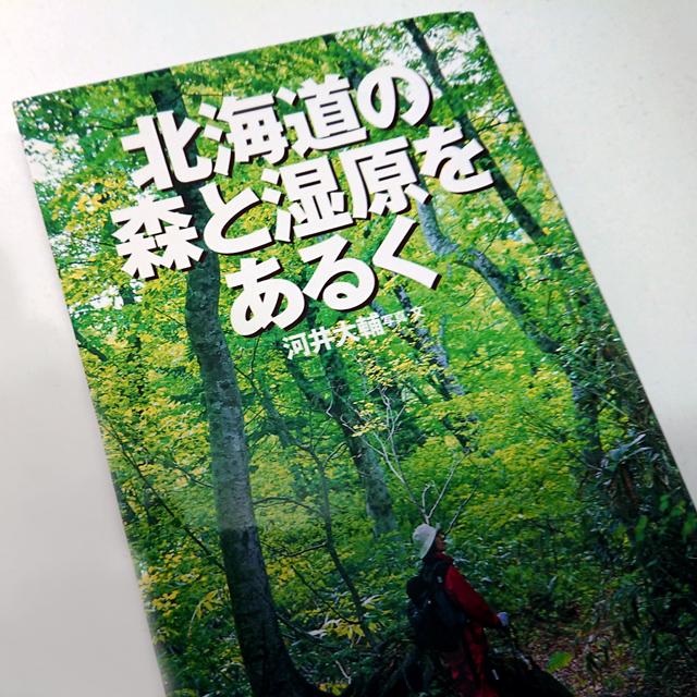 北海道の森と湿原をあるく:河井大輔 写真・文