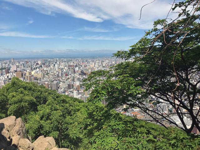 円山で唯一危険なところかな。