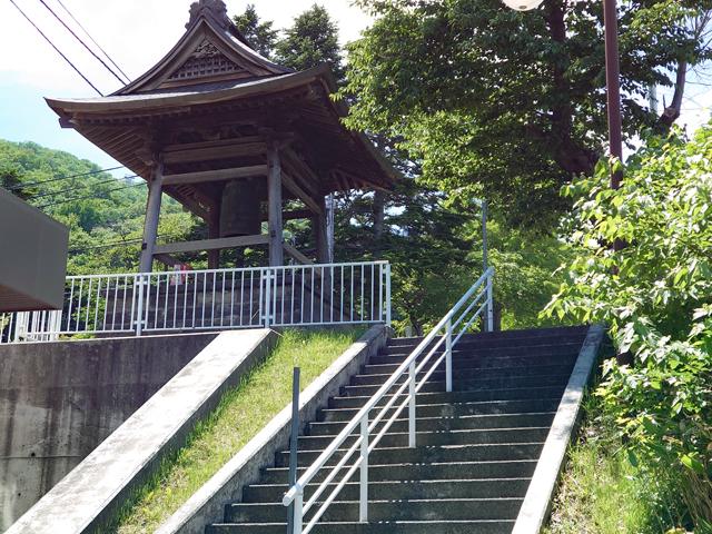 東本願寺北海御廟の鐘