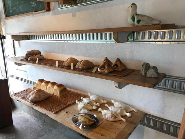 自然酵母のでつくるパンの「ラムヤート」