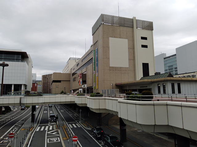 今回の起点の高崎駅へ札幌からGoTo