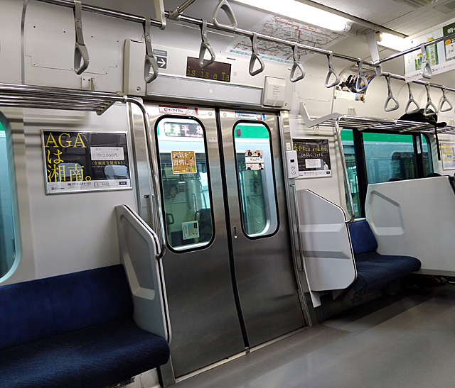 上野⇒高崎、乗り換え無し一番横着な電車に乗車。